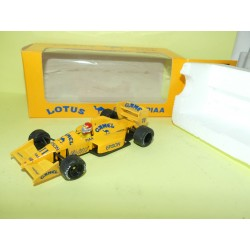 LOTUS 101 GP 1989  N. PIQUET ONYX 031 1:43
