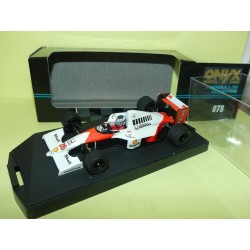 McLAREN MP4/5B GP 1990 BERGER ONYX 078 1:43