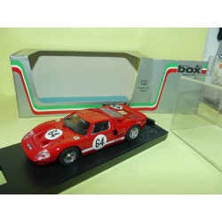 FORD GT 40 N°64 MALLORY PARK 1968 BEST 8455 1:43