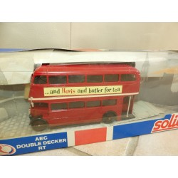 BUS AEC DOUBLE DECKER RT SOLIDO 1:50