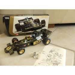 LOTUS TYPE 72 GP 1972 E. FITTIPALDI CORGI 1:18