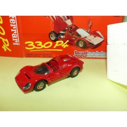 FERRARI 330 P4 Rouge JOUEF EVOLUTION 1:43