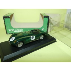 JAGUAR TYPE C N°18 LE MANS 1952 TOP MODEL TMC093 1:43