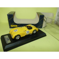 JAGUAR TYPE C N°20 LE MANS 1953 TOP MODEL TMC031 1:43