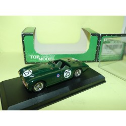 ASTON MARTIN DB3 N°25 LE MANS 1952 TOP MODEL TMC083 1:43