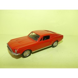 FORD MUSTANG 1968 Rouge BROOKLIN MODELS 24a 1:43 sans boite