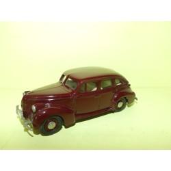 VOLVO P60 1946 Bordeaux ROBEDDIE BROOKLIN MODELS 1:43 sans boite