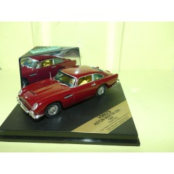 ASTON MARTIN DB4 1960 Rouge Bordeaux VITESSE V98079 1:43