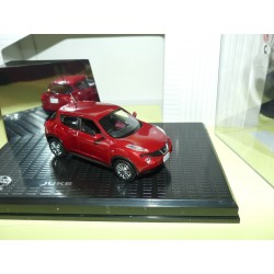 NISSAN NOTE 2013 Bleu  J-COLLECTION 1:43