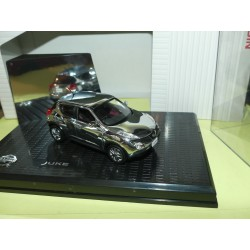 NISSAN JUKE Phase 1 Chrome  J-COLLECTION 1:43