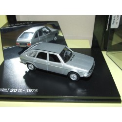 RENAULT 30 TS 1976 Gris NOREV 1:43