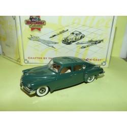 TUCKER TORPEDO 1948 Vert MATCHBOX DYG07-M 1:43