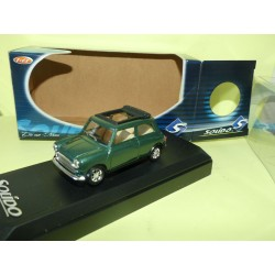 AUSTIN MINI BRITISH OPEN 1995 Vert SOLIDO 1:43
