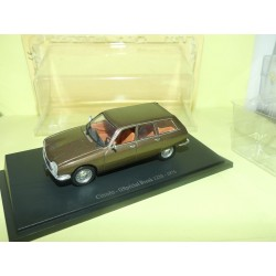 CITROEN GS SPECIAL BREAK 1220 1975 Marron UNIVERSAL HOBBIES  1:43 blister