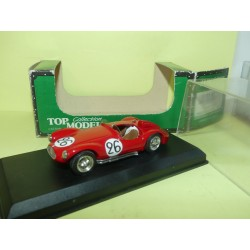 MASERATI A6 GCS N°26 LE MANS 1957 TOP MODEL TMC103 1:43