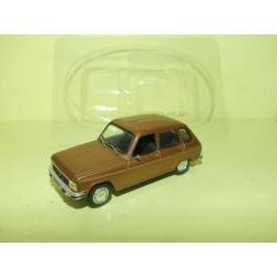 RENAULT 6 Phase 2 Marron NOREV 1:43 sous coque