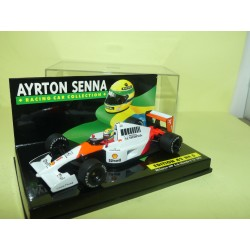 McLAREN MP4-6 GP 1991 A. SENNA MINICHAMPS 1:43