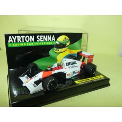 McLAREN MP4-5 HONDA GP 1989 A. SENNA MINICHAMPS 1:43