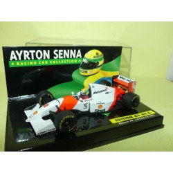 McLAREN MP4-8 GP 1993 A. SENNA MINICHAMPS 1:43