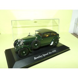 BENTLEY SPEED SIX 1930 Vert ALTAYA 1:43