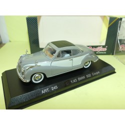 BMW 502 COUPE Gris DETAILCARS 245 1:43