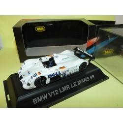 BMW LMR V12 GTR N°15 LE MANS 1999 JADI 1:43 Arrivée 1èr