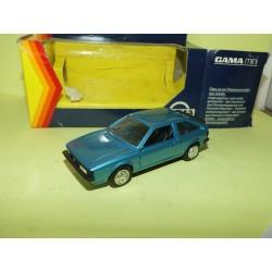 VW SCIROCCO I Bleu GAMA 1:43