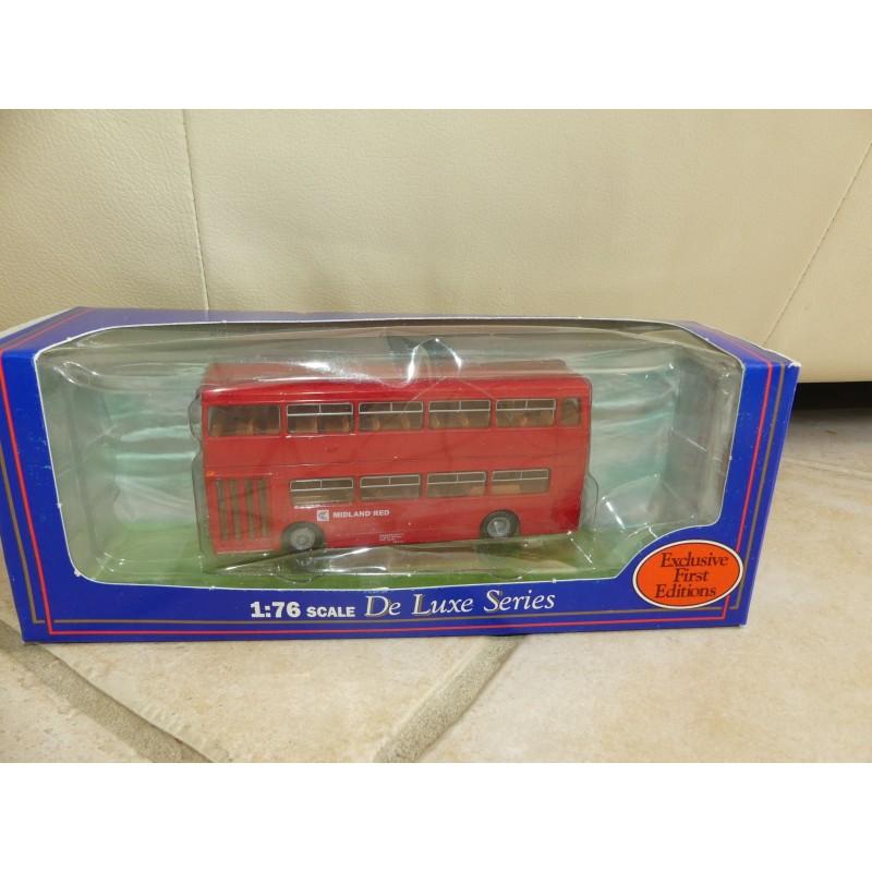 CAR BUS DAIMLER DMS MIDLAND RED GILBOW 25802DL 1:76