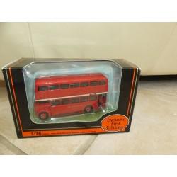 CAR BUS DAIMLER CVG5 LANCASHIRE GILBOW 19807 1:76