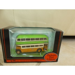CAR BUS LEYLAND PD2 HALIFAX GILBOW 16117 1:76