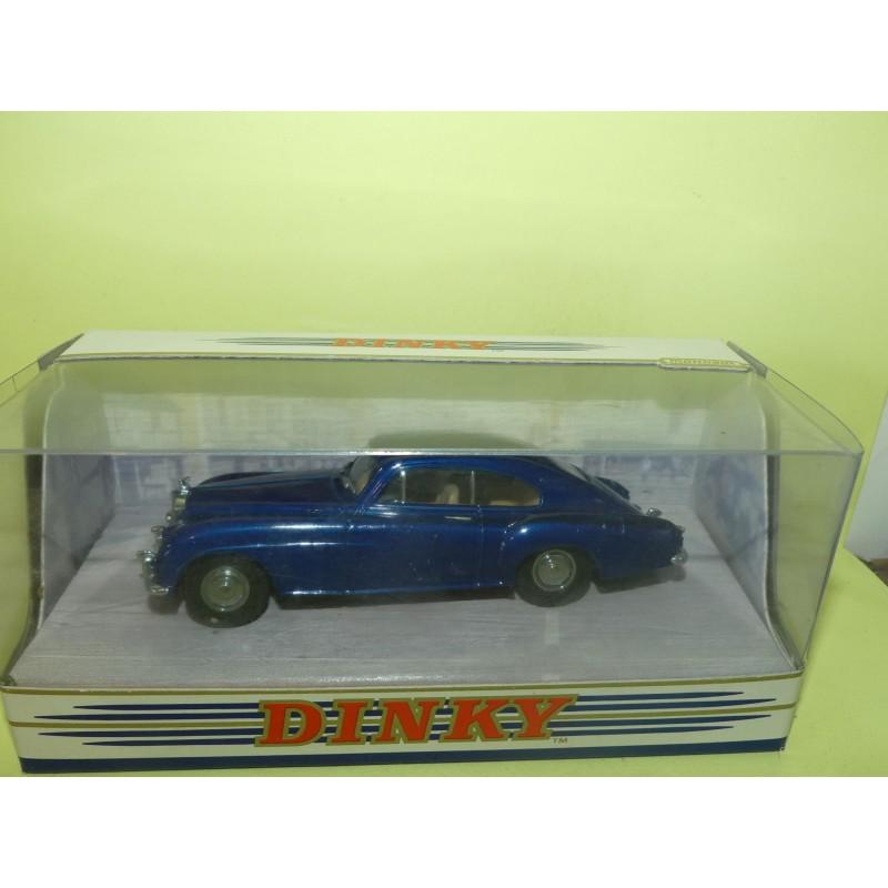 BENTLEY R CONTINENTAL 1955 Bleu MATCHBOX DY-13B 1:43