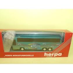 AUTOCAR CAR SESTRA S 215 HDH CYR HERPA HO 1:87