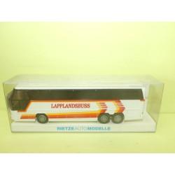 AUTOCAR CAR NEOPLAN CITYLINER LAPPLANDSBUSS RIETZE 61103 HO 1:87