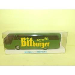 AUTOCAR CAR NEOPLAN STARLINER BITBURGER RIETZE 62030 HO 1:87