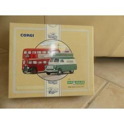 CAR BUS SET THE IAN ALLAN PUBLISHING CORGI 96995