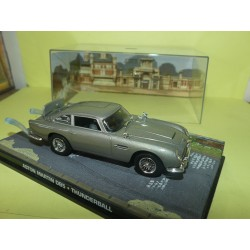 ASTON MARTIN DB5 THUNDERBALL James BOND ALTAYA 1:43