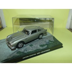ASTON MARTIN DB5 GOLDINFINGER James BOND ALTAYA 1:43