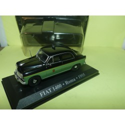 FIAT 500 TAXI DE ROME 1955 ALTAYA 1:43 blister