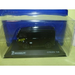 CITROEN TUB MICHELIN ALTAYA 1:43