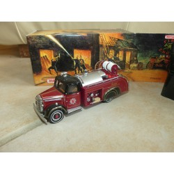 BEDFORD AIRPORT CIVIL FIRE TRUCK 1939 POMPIERS MATCHBOX YYM35191 1:43