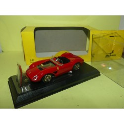 FERRARI 500 TRC 1956 Prova Rouge ART MODEL ART014 1:43