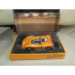 McLAREN M8B N°1 HIGH WING CAN-AM SERIE 1969 D. GURNEY GMP 12423 1:43