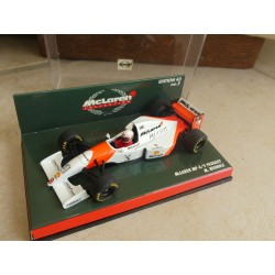 McLAREN MP4-9 GP PEUGEOT 1994 M. BRUNDLE MINICHAMPS 1:43