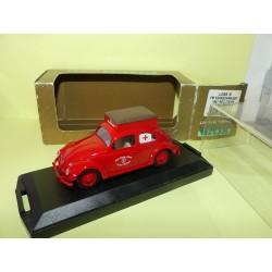 VW COCCINELLE KRANKENWAGEN 1947 RED CROSS Ambulance VTESSE L089B 1:43