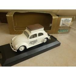 VW COCCINELLE KRANKENWAGEN 1947 WOLFSBURG VTESSE L089A 1:43