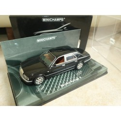 BENTLEY ARNAGE T Noir MINICHAMPS 1:43