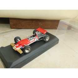 LOTUS 72 N°2 GP 1970 J. RINDT KIT TENARIV 1:43 Champion du Monde
