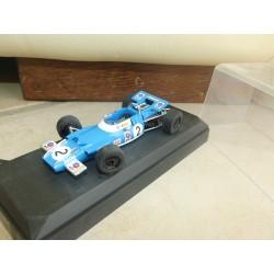 MATRA MS80 N°2 GP 1969 J. STEWART KIT TENARIV 1:43 Champion du Monde