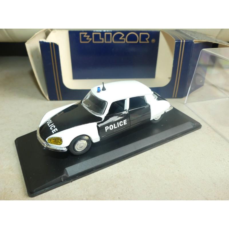 CITROEN DS 21 1967 POLICE PARISIENNE ELIGOR 1121 1:43