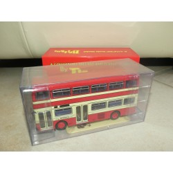 CAR BUS SCANIA METROPILITAN DOUBLE DECK BUS BRITBUS N6210-A 1:76